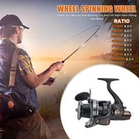 2019 New Fishing Reel T Handle 13 + 1Bb Rotating Fishing Reel Professional Aluminum Alloy Metal Left / Right Hand Fishing Reel|Fishing Reels|Sports & Entertainment -