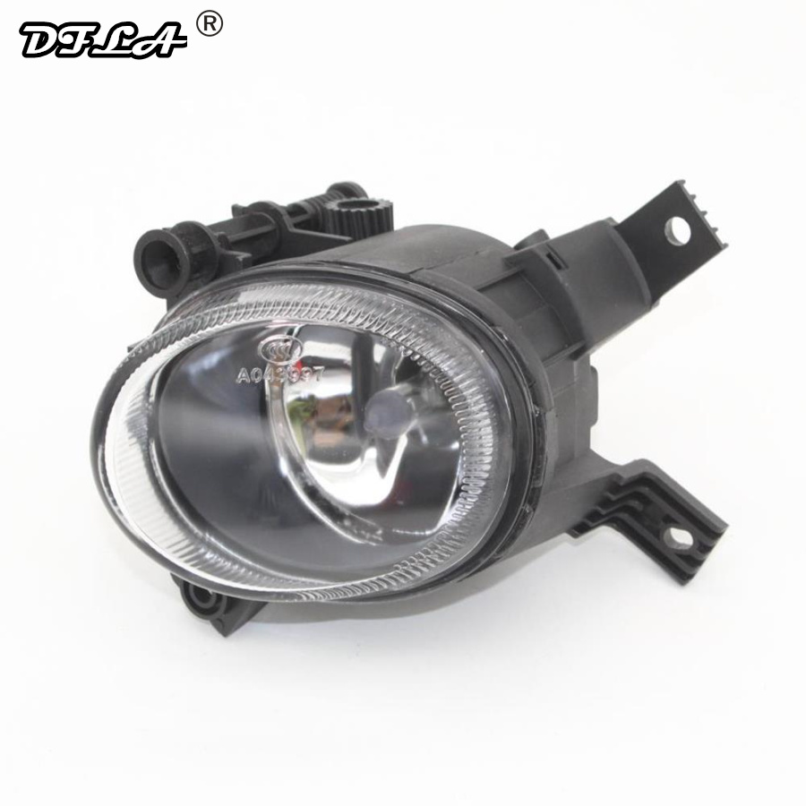 Left Side Car Light For Audi A3 S3 2008 2009 2010 2011 2012 2013 Car-styling Front Halogen Fog Lamp Fog Light With Bulbs