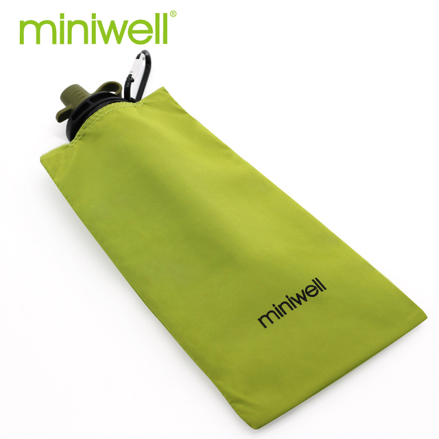 Survival Outdoor Camping & Hiking Portable Water Purification with bag Filtered Water On The Go 1