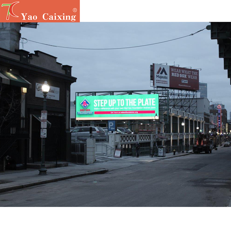 Most Popular P6 Smd Waterproof Screen Widely Used In Outdoor Advertisement ,shop Signs ,video Wall ,square