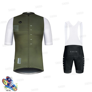 Men Gobikeful Summer Bike Clothing Breathable Triathlon Bicycle Wear Sleeve Cycling Jersey Set uniforme ciclismo hombre