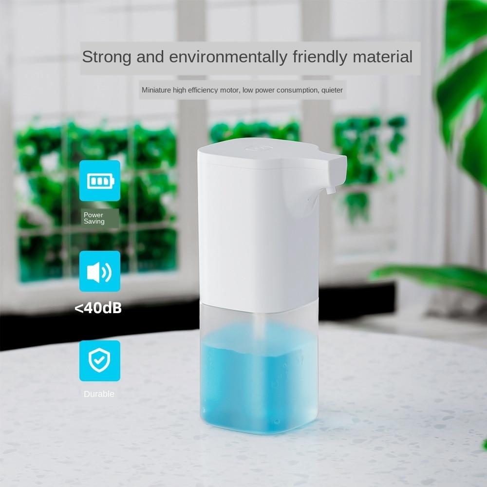 H394693cc701145b38f5e4193cc8aa8dfm Automatic Foam Soap Dispenser Infrared Sensing Foam Soap Dispenser Induction Liquid Soap Dispenser For Bathroom Kitchen Hotel