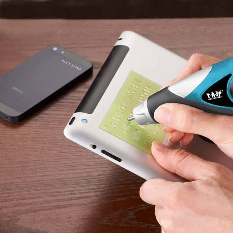 230V 13W outil de gravure électrique stylo de gravure pour bois - Outillage électroportatif - Photo 5