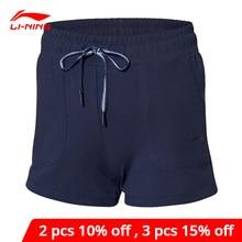 Training-Shorts Lining Women Comfort Spandex AKSP056 Breathable 15%Polyester 82%Cotton
