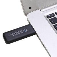 band dual USB 1pc 3.0 USB Wifi Wireless מתאם 1200Mbps Dual Band WiFi Network Adapter High Speed כונס WiFi עבור מחשב נייד שולחני (5)