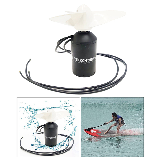 MP66/112 High Power Full Waterproof Electric Hydrofoil Surfboard Thruster Special Motor For Underwater Robot 1