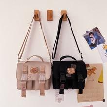 Casual Woman Canvas Bag for Women 2021 s Girls Cute Wallet Bag Woman Handbag Designer Brand Female Travel Small Tote Shopper Bag