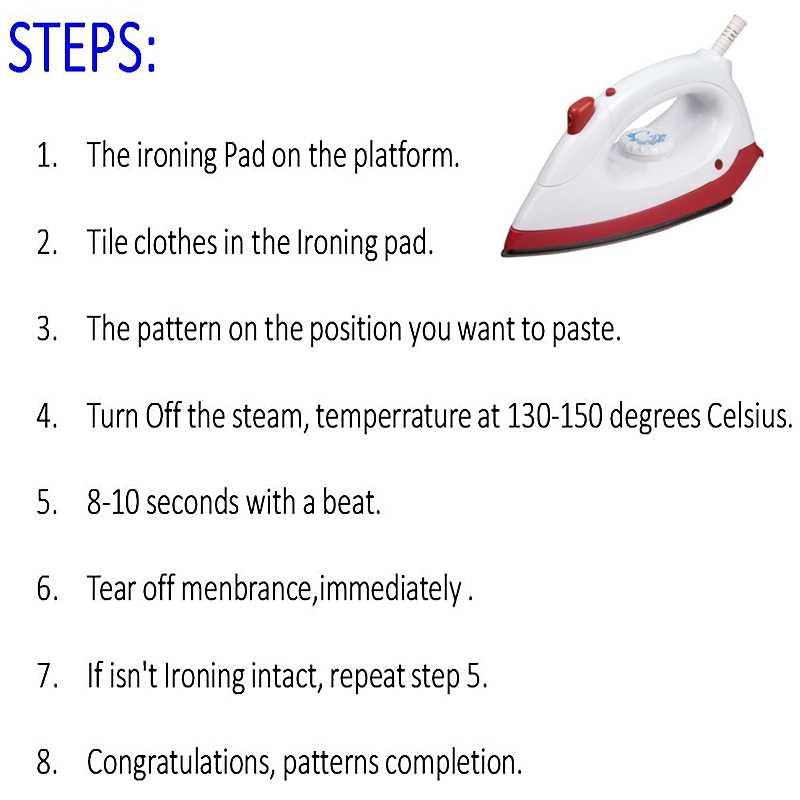 Custom Madeยี่ห้อโลโก้ 100 ชิ้น/ล็อตความร้อนโอนIron-Onแสตมป์ตกแต่งเสื้อผ้าDIYแพทช์Decals Parchesสติ๊กเกอร์Tเสื้อ