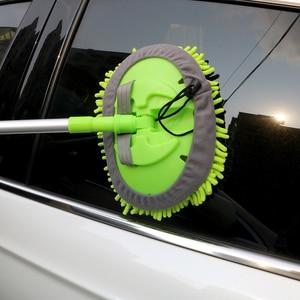 Image 3 - FORAUTO COM רכב כביסה המכונית סמרטוט ניקוי אבק שעוות המכונית סמרטוט מתכווננת אביזרי חלון לשטוף כלי אוטומטי טיפול המפרט רכב סטיילינג