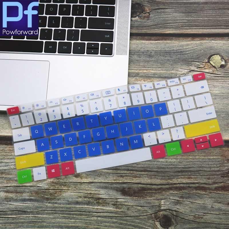 "13,9 zoll Silikon Laptop Tastatur Abdeckung Protector Haut fall Für HUAWEI MateBook X Pro 13,9 ""2018 2019 version"