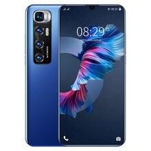 هاتف ذكي M11 Pro عالمي غير مقفول شاشة كاملة HD 6.2 بوصة هاتف ذكي 2GB RAM 32GB ROM أندرويد بطاقة sim مزدوجة هاتف محمول