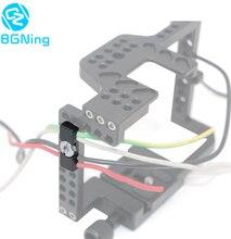 Câble de serrage pour appareil photo reflex pour Sony A7R4 A7RIII A7II Cage à dégagement rapide L support de plaque adaptateur de fixation pour photographie Nikon