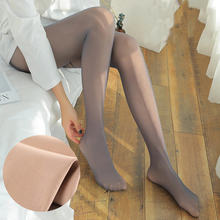 Женские леггинсы с бархатной подкладкой теплые эластичные из