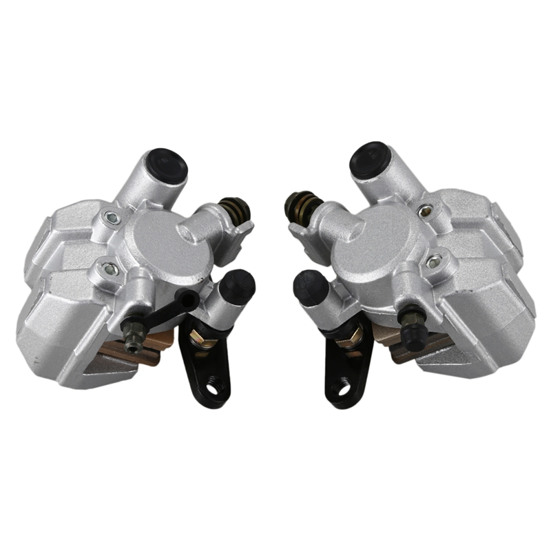 Front Brake Caliper Fit for Yamaha Banshee Big Bear Bruin Grizzly Raptor 350|Caliper & Parts| |  - title=