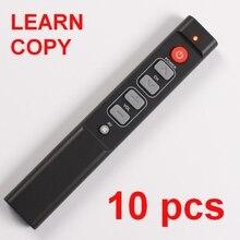 10 шт., обучающий код для копирования с пультом дистанционного управления для телевизора, STB,DVD,DVB, ТВ приставки, HIFI, универсальный контроллер с большими кнопками, простой в использовании для пожилых людей