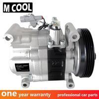 Alta qualidade novo compressor ac para o carro suzuki swift sx4 9520063ja0 9520063ja1 95201-63ja0 95201-63ja1 v08a1aa4ag
