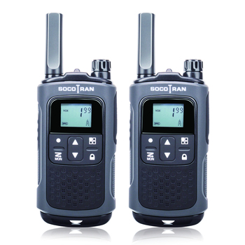 Rechargeable walky talky long distance T80 pmr walkie talkie with privacy code VOX PMR446 ham Radio License free two way radio - sale item Walkie Talkie