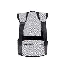 Magnetic Therapy Warm Vest Thermal Adjustable Shoulder Back Waistcoat For Winter Health Care