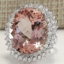 Новинка 2021, обручальное кольцо VAGZEB цвета шампанского с фианитом класса ААА, модное женское кольцо с серебряным покрытием, романтические сва...