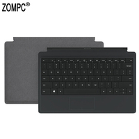 For Microsoft New Surface RT Pro 1 2 3 4 5 6 7 10.6 10.8 12 Go 10 X 13 inch Tablet Official Stand Keyboard Type Cover Case