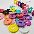 100 шт. 35 мм привязки Пластик кольца гриб отверстие Тетрадь отрывными листами обязательного диск DIY кольцо для переплета расходные материалы ...