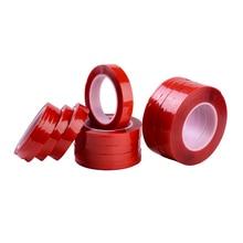 Прозрачная Двухсторонняя клейкая лента для дома в автомобиле, высокая прочность, без следов, клейкая наклейка, товары для жизни 3 мм/6 мм/8 мм/10 мм/15 мм/20 мм