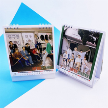 Bangtan7 Desk Calendar