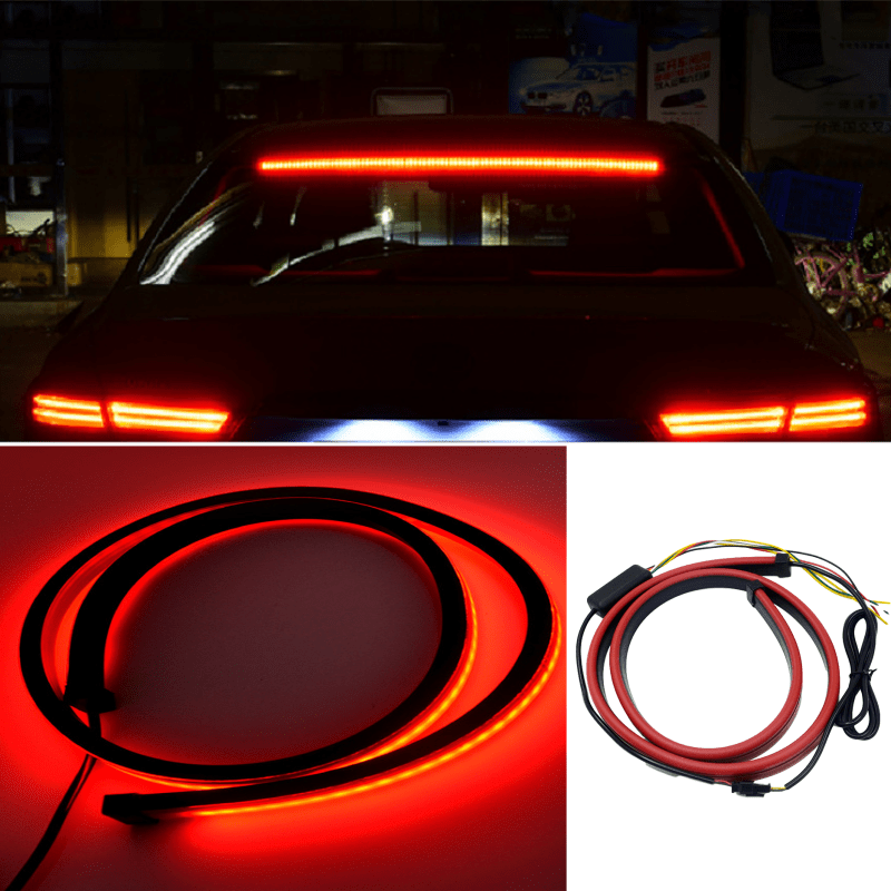 Car Rear Brake Turn Signal Trunk Light For Mercedes Benz A C E CLA GLC Class W117 W176 W204 W205 W213 W253 W211 W164 Accessories
