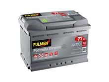 Batterie pour Maserati MC 12 version 6.0 année essence 08-04 par 12 V 77 ha cue 760 carbone boost