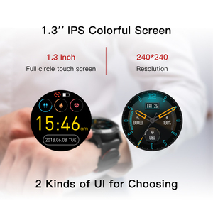 Image 5 - Deelife Smartwatch erkekler akıllı saat 2020 erkek yüzme 30 metre su geçirmez pusula bağlı Android IOS spor saatler