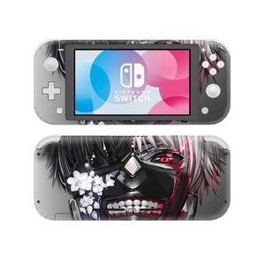 Image 3 - NintendoSwitch Miếng Dán Da Tokyo Ghoul Decal Dành Cho Máy Nintendo Switch Lite Bảo Vệ Nintend Công Tắc Lite Miếng Dán Da