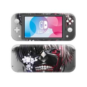 Image 3 - NintendoSwitch Skin Sticker Tokyo Ghoul Decal Cover For Nintendo Switch Lite Protector Nintend Switch Lite Skin Sticker