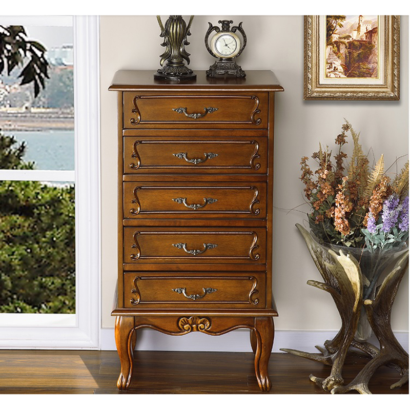 5 drawer chest for bedroom and living room store cabinet WA616|Living Room Cabinets| |  - title=