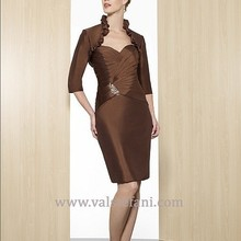 free shipping 2016 new arrival women's vestidos de fiesta formales short taffeta elegant Mo