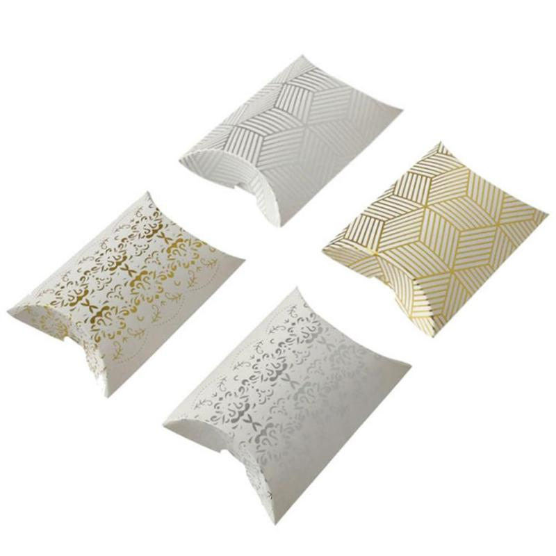 Make Your Own Pillow Boxes - Lines Across   800x800