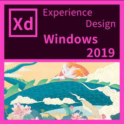 Adobe Experience Design 2020 Web Design- Lifetime Installation package in Win