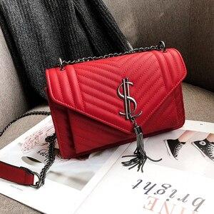Image 2 - 2019 NEW Luxury Handbags Women Bags Designer Shoulder handbags Evening Clutch Bag Messenger Crossbody Bags For Women handbags