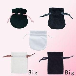 Swa Оригинальное кольцо, серьги с подвеской из бисера, защитная Подарочная сумка, модные ювелирные изделия, изысканный кашемировый чехол