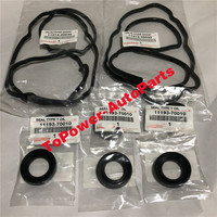 Valve Cover Gasket Oil Seals 11213-20030 11214-20030 11193-70010 For Toyotaa Solara Camry Lexuss RX300 Car Accessories