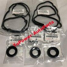 Valve Cover Gasket&Spark Plug Oil Seals 11213 20030 11214 20030 11213 0A010 11193 70010 For Toyotaa Solara Camry Lexuss RX300