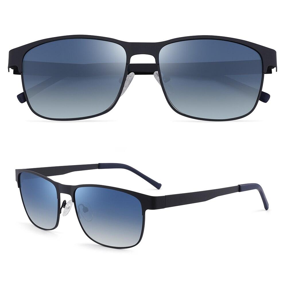 2019 spot easy to carry metal frame size 59-13-135 polarized UV400 men's sunglasses