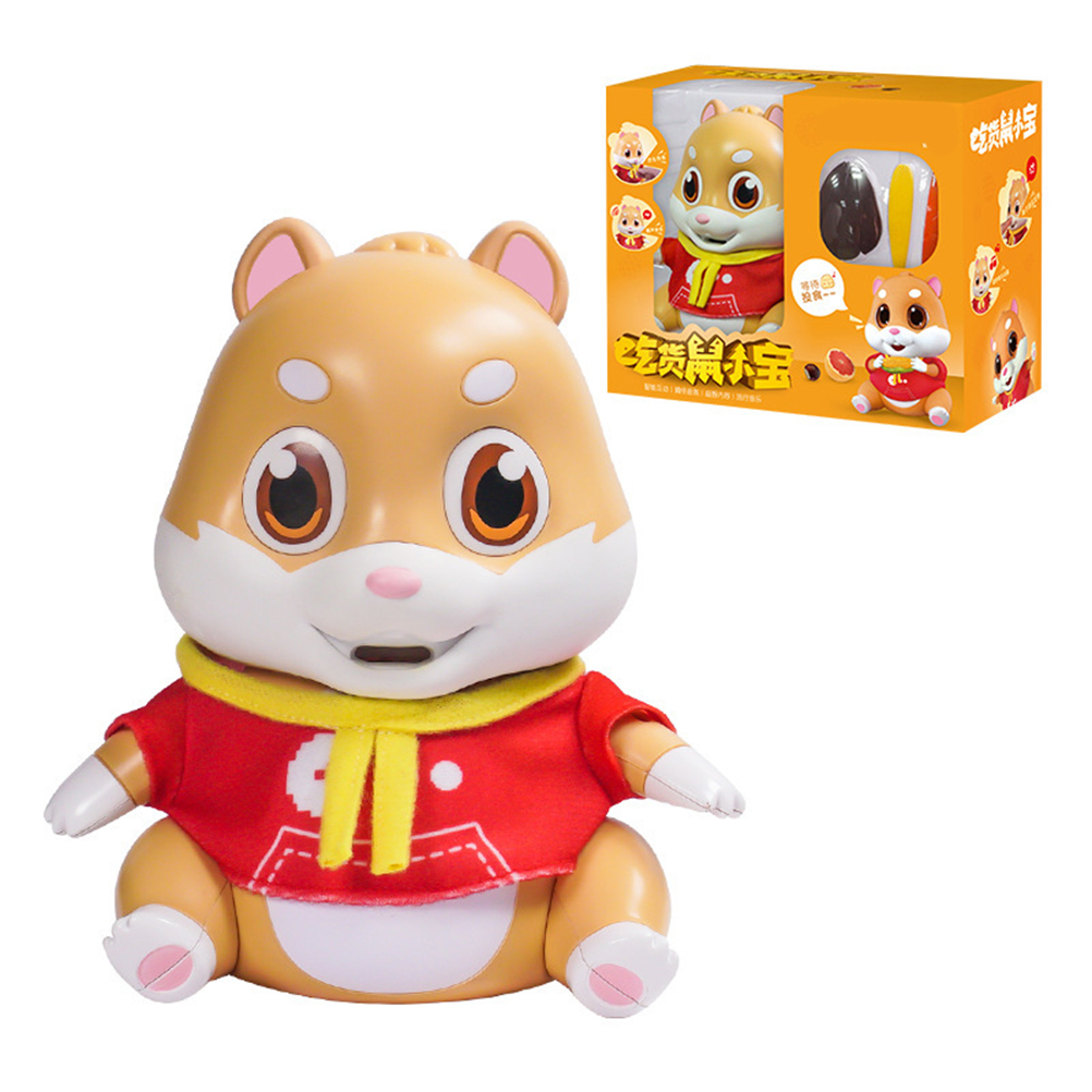 Electric Toys Cartoon Music Children's Songs Play Story Machine Baby Learn To Talk Early Education Toys