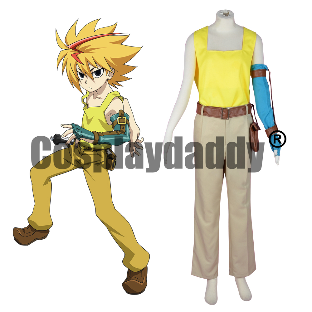 Beyblade Burst God Evolution Bc Sol Golden Boy Free De La Hoya Anime Manga Outfit Cosplay Costume F006 Anime Costumes Aliexpress