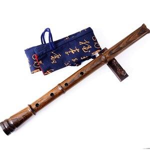Image 2 - בעבודת יד rosewood יפן סגנון חליל כלי נגינה כלי נשיפה D מפתח שאקוהאצ י לא Xiao לא Dizi