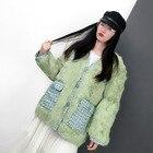 Real Fur Coat Female...