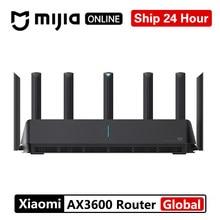 Xiaomi AX3600 routeur version globale AIoT Wifi 6 5G WPA3 Wifi6 600 mo double bande 2976Mbs débit Gigabit A53 amplificateur de Signal externe