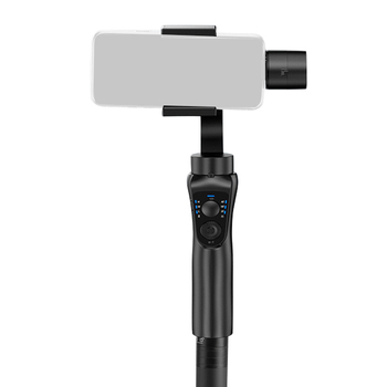 Mobile Phone Stabilizer Three-Axis Anti-Shake Handheld Gimbal for Short Video Vlog