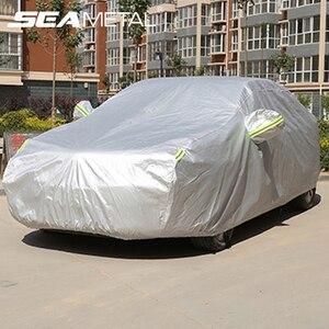 Snow Car Cover Sunshade Reflec