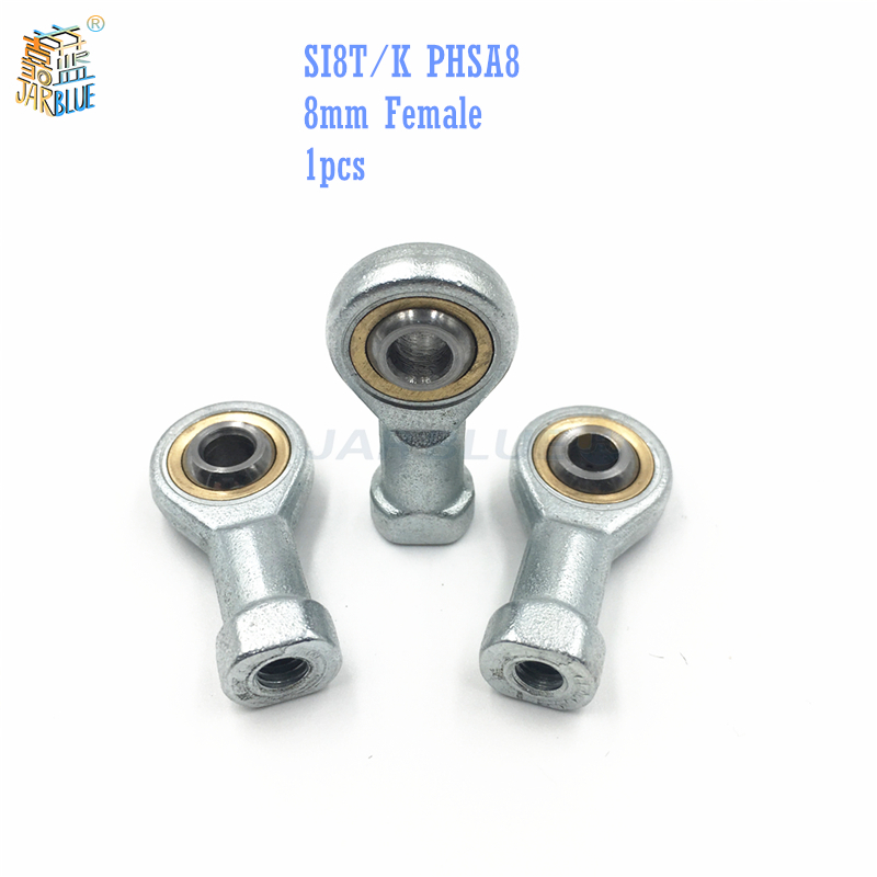 4pcs SA5 T//K POSA5 right hand female thread metric rod end joint bearing