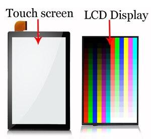Novo 10.1 polegada para chuwi hipad cw1551 chuwi hi pad cw1551 cwi551 cwi520 cw1520 10b07 display lcd e digitador da tela de toque